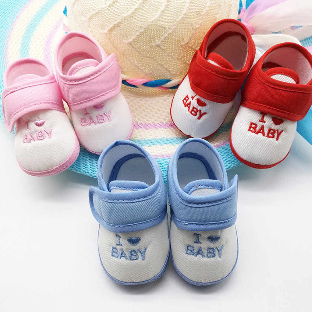 Fashion baby shoes new Newborn Baby Girls Printing Cartoon Toddler shoes non-slip Soft Sole Sandals Shoes детская обувь#yl