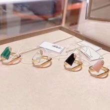 Original design ice cream ring fashion brand jewelry wedding festival gift lady ring