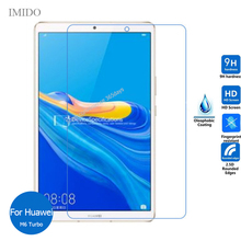 For Huawei Mediapad M6 8.4 Tempered Glass Screen Protector 9h Protective Film On