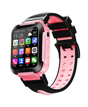 Smart 4G Remote Camera GPS WI-FI Kids Children Students Wristwatch SOS Video Call Whatsapp Monitor Tracker Location Phone Watch 2