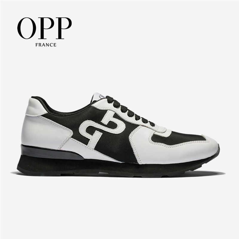 OPP Men's Shoes Lace up Flats Fashion