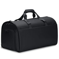 ROWE New Men Carry On Suit Garment Bag Multi Function Large Capacity 57L Luggage Bag Waterproof Tote Travel Bag With Shoe Pouch