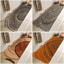 Creative 3D Printing Multi Colour Hallway Carpets and Rugs for Bedroom Living Room Carpet Kitchen Bathroom Anti-Slip Floor Mats
