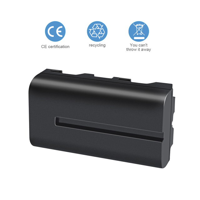 Bonacell 2900mAh NP-F570 NP-F550 NP F550 F570 F530 F330 Batterie pour Appareil Photo Sony CCD-TR910 CCD-TR917 CCD-TRV110K DCR-TRV120 L70