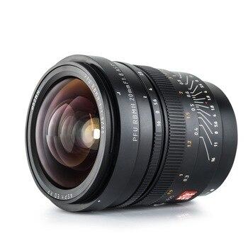 VILTROX 20 мм F/1,8 ASPH Полнокадровый широкоугольный основной фиксированный фокус для камеры sony NEX E A9