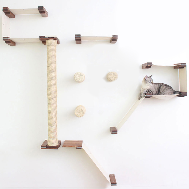 <font><b>Large</b></font> <font><b>Cat</b></font> Park <font><b>Cat</b></font> <font><b>Tree</b></font> Tower House Climbing Frame Pet Furniture image
