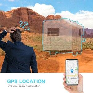 Image 5 - Sistema de alarma inalámbrico GSM GPRS para exterior, alarma Solar, aplicación remota, Control de SMS, aviso de marcación, llamada de seguridad para el hogar, IOS y Android