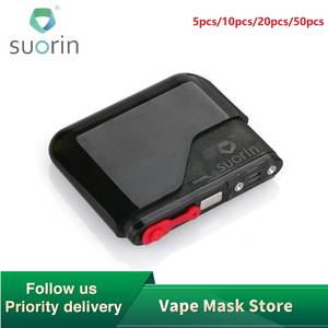 Suorin Air-Cartridge Replacement E-Cig Original 50pcs with 2ml-Capacity