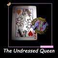 Волшебные трюки королевы без одежды, игральные карты, волшебник, магический трюк, иллюзия, трюк, Магическая головоломка, игрушка, забавная м...