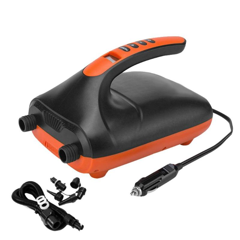 Portable SUP Electric Inflatable Pump Rubber Boat High Pressure Air Pump|Outdoor Tools| |  - title=
