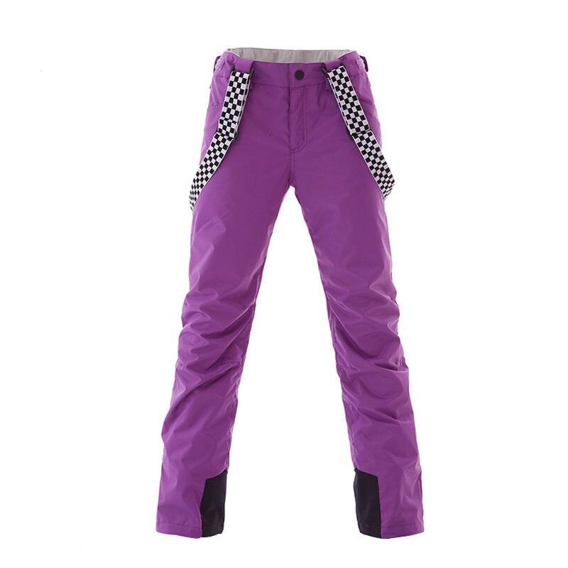 Fashion SMN high quality women's snowflake pants sportswear windproof outdoor sportswear ski suit ski suit jacket and snowflake
