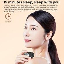 USB Charging Microcurrent Sleep Aid Pressure Relief Sleep Device Massager Intelligent Timing Handheld Sleep Aid Instrument