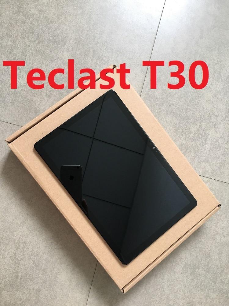 Новый сенсорный экран 10,1 дюйма для Teclast T30, ЖК-дисплей HD, матрица, передняя панель, дигитайзер, стекло 2.5D, сенсор в сборе, замена