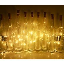 Wine Bottle Cork Lights…