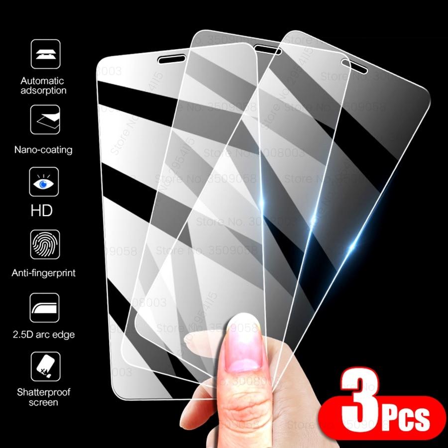 Закаленное стекло для Iphone12, 3 шт., Защита экрана для Iphone 12 Mini I Phone 11 Pro XS Max XR, защитная пленка, защитная крышка