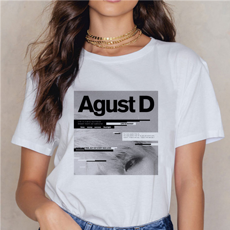 BTS Funny Agust D Memes T-shirts
