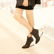EGONERY Women party sexy ankle boots