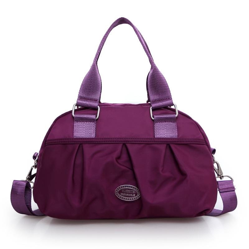 2019 New Style Shoulder WOMEN'S Bag Large Capacity Shoulder Bag/ Hand Bag Casual Cloth Bag Middle-aged Diaper Bag