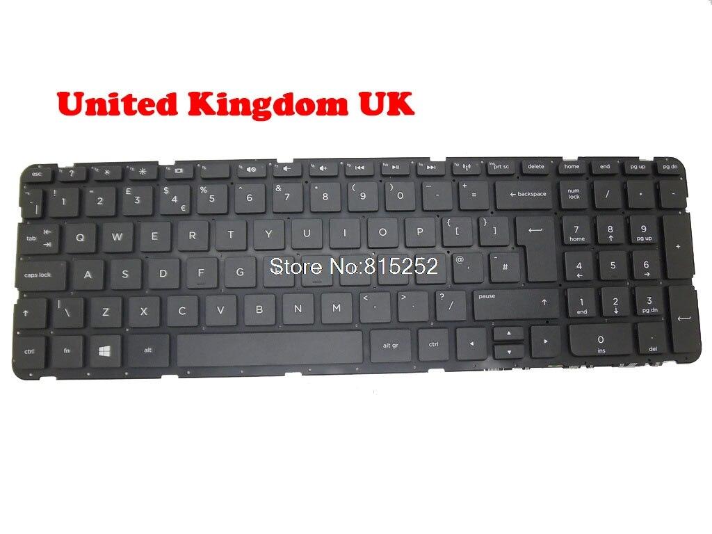Клавиатура для HP PAVILION 15-N000, 15-N100, 15-E000, Франция, Испания, SP/Латинская Америка, ла/Великобритания/США, 719853-051, 708168-001, 719853-001