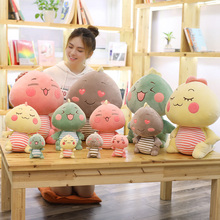 30/50CM Dinosaur Plush Toys Kawaii Stuffed Soft Animal Doll for Children Baby Kids Cartoon Toy Classic Gift Cute child Plush Toy стоимость