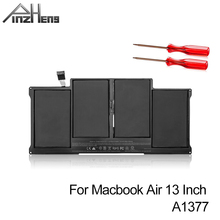 PINZHENG Laptop Battery For MacBook Air 13 Inch A1369 Mid 2011 A1377 A1405 A1466 2012 Mid 2013 A1496 2015 Replacement Battery