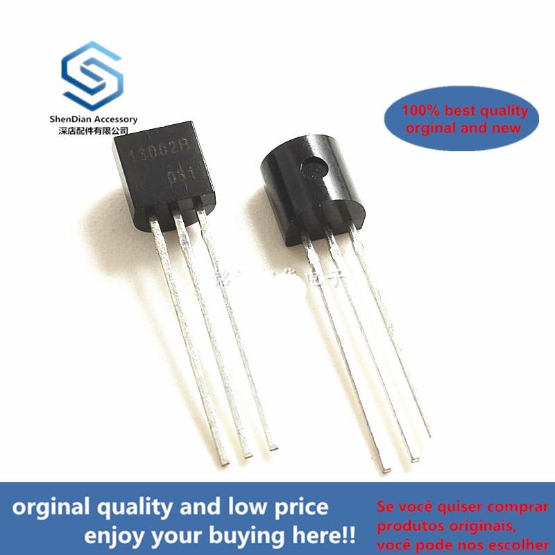 20pcs 100% Orginal New 3DD13002B 13002B 0.8A/400V TO-92 NPN Transistor