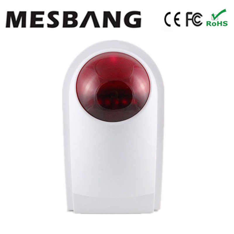 Outdoor Wireless Siren For Wifi GSM Alarm System Security Alarm System