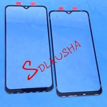 10Pcs מול מסך חיצוני זכוכית עדשת החלפת מסך מגע עבור Samsung Galaxy A10S A107 A107F A107DS A107FN A107G A107GN