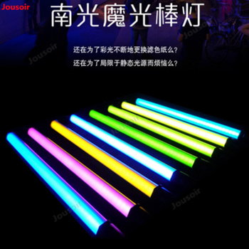 NG LED Tube Light RGB Color 2700K-6500K Photography Light Handheld light Stick For Photos Video Movie Vlog CD50 T03 P