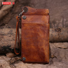 Leather distressed l...