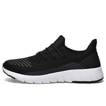 2020 Hot Sale Four Seasons Running Shoes Men Lace-up Athletic Trainers Zapatillas Sports Shoes Men Outdoor Walking Sneakers hot sale four seasons running shoes men lace up athletic trainers zapatillas sports male outdoor walking large size sneakers