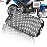Motorcycle Accessories Radiator Grille Guard Cover Protector Oil Cooler Perfect For Honda NC750X NC 750 X 2013 2017 2018 2019