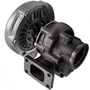 Image 4 - Turbo Manifold Kit for Nissan Patrol Safari GU GQ 4.2L TD TD42 TB42 T04E T3 T4 .63 A/R 44 Trim TurboCharger 400+HP Stage III