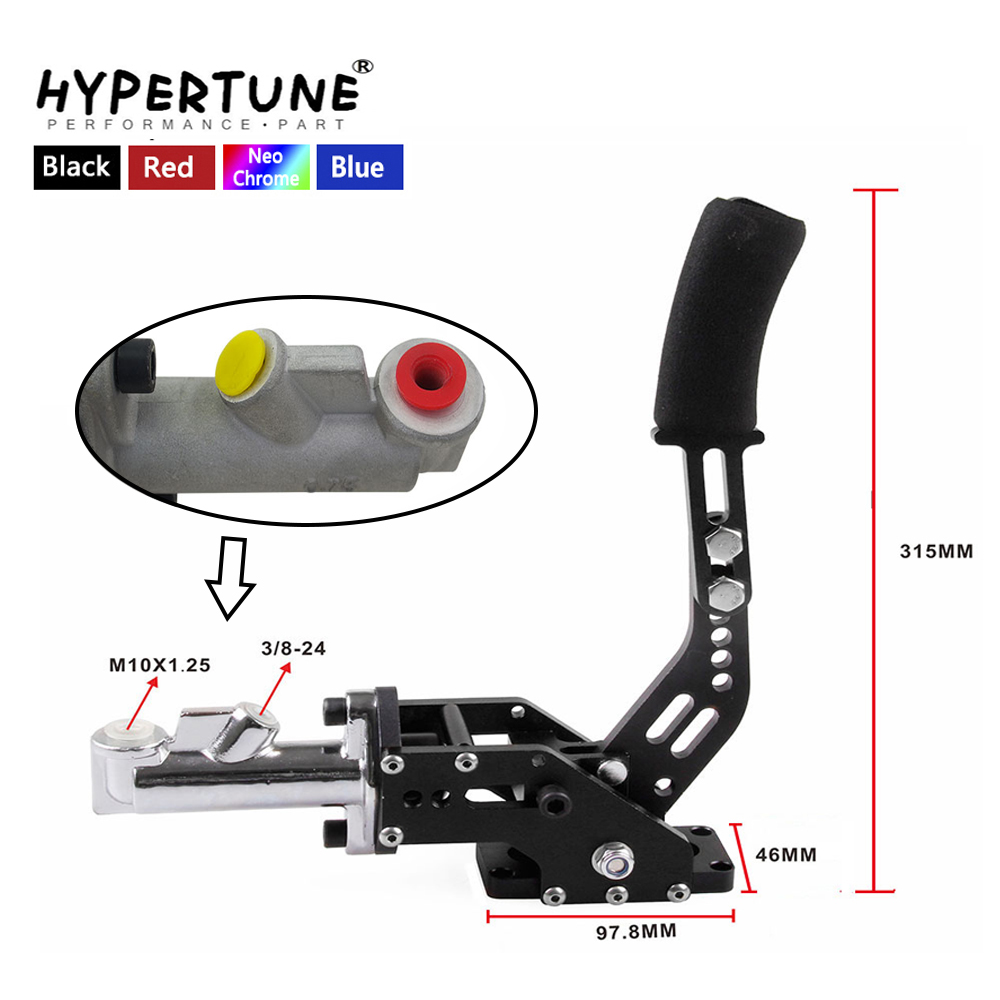 Hydraulic Drift Handbrake Aluminum Universal Hydraulic Drift E-Brake next day