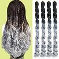 Длинные волнистые волосы из оникса для наращивания на морском теле, 24