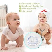 28 шт прозрачный ребенок Безопасность протектор силиконовой