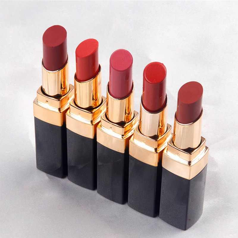 Colorfast Moisturizing Lipstick Long-lasting Non-stick Cup Waterproof Matte Lipstick Cosmetic