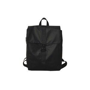 Image 2 - ファッション女性バックパッククールオックスフォード布ユニセックス高品質bagpackシンプルなバッグ防水毎日バッグ頑丈なトレンド黒ゴールド