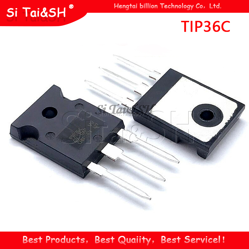 10PCS TIP36C TO-247 TIP36 TO-3P NEW