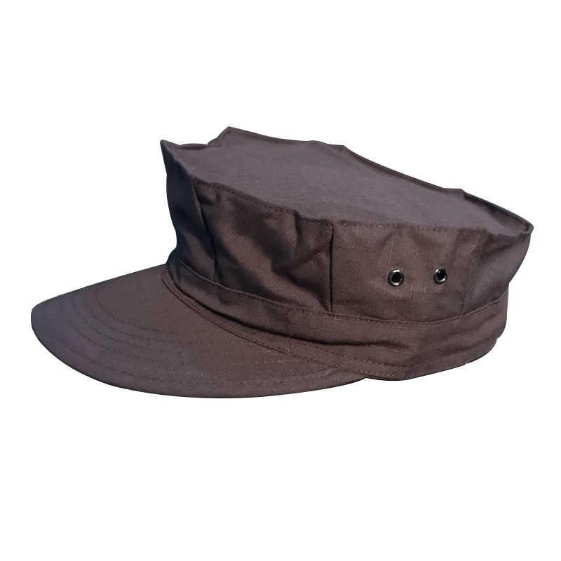 التمويه الرجال العسكرية المثمن قبعة التكتيكية الجيش RipStop قبعة قتالية قبعة الرياضة