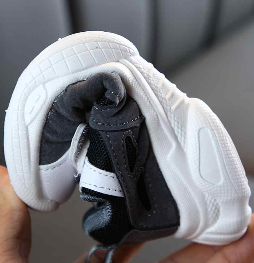 CYSINCOS เด็กรองเท้าเด็กรองเท้าผ้าใบสาวกีฬาสันทนาการเด็ก Casual Breathable เด็กวิ่งรองเท้าบาสเกตบอล