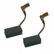2pcs Carbon Brushes N097696 Replacement Accessories For Angle Grinder DWE4011 DWE4120 Power Tools Parts
