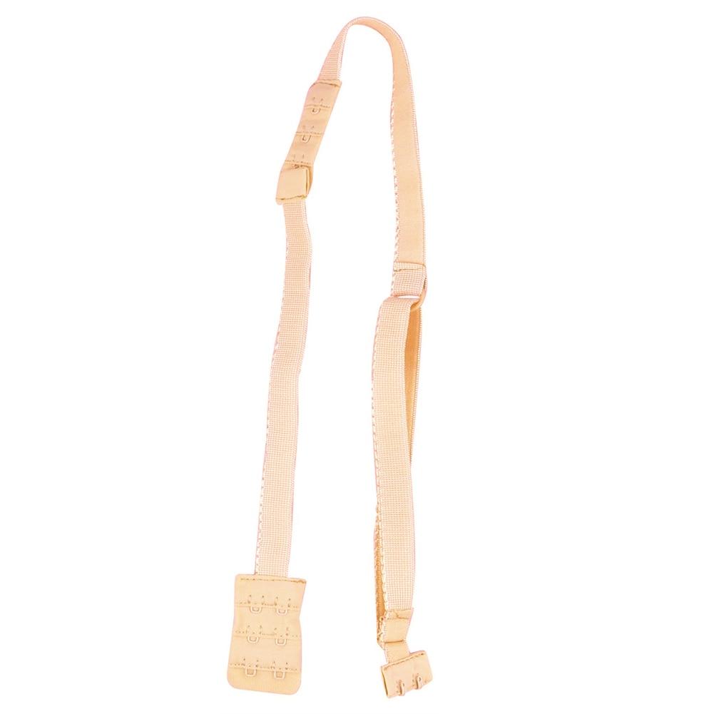 Women Low Back Bra Strap Adjustable Bra Strap Hook Converter Extender For Ladies