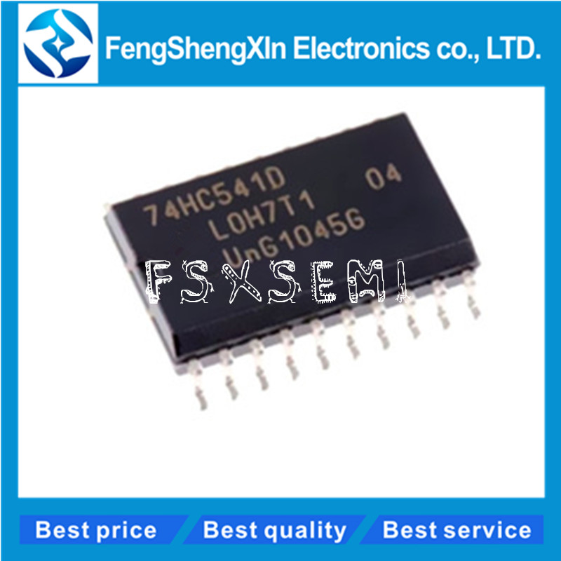 10 PCS SN74HC541N DIP-20 74HC541N 74HC541 Octal buffer//line driver,3-state new