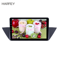 Harfey Car 2Din GPS Android 9.0 Navi 10.1 HD for BMW X1 E84 2009 2013 Auto Radio 1024*600 Stereo 1+16GB Support Wifi Bluetooth