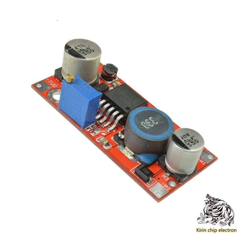 5PCS/LOT XL6009 DC-DC Adjustable Power Boost Module Ultra LM2577 High Performance Low Ripple Band Enable