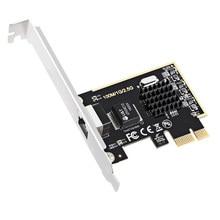 PCI Express PCI-E сетевая карта 2500 Мбит/с гигабитный Ethernet 10/100/1000M фотография адаптер локальной сети конвертер сетевой контроллер