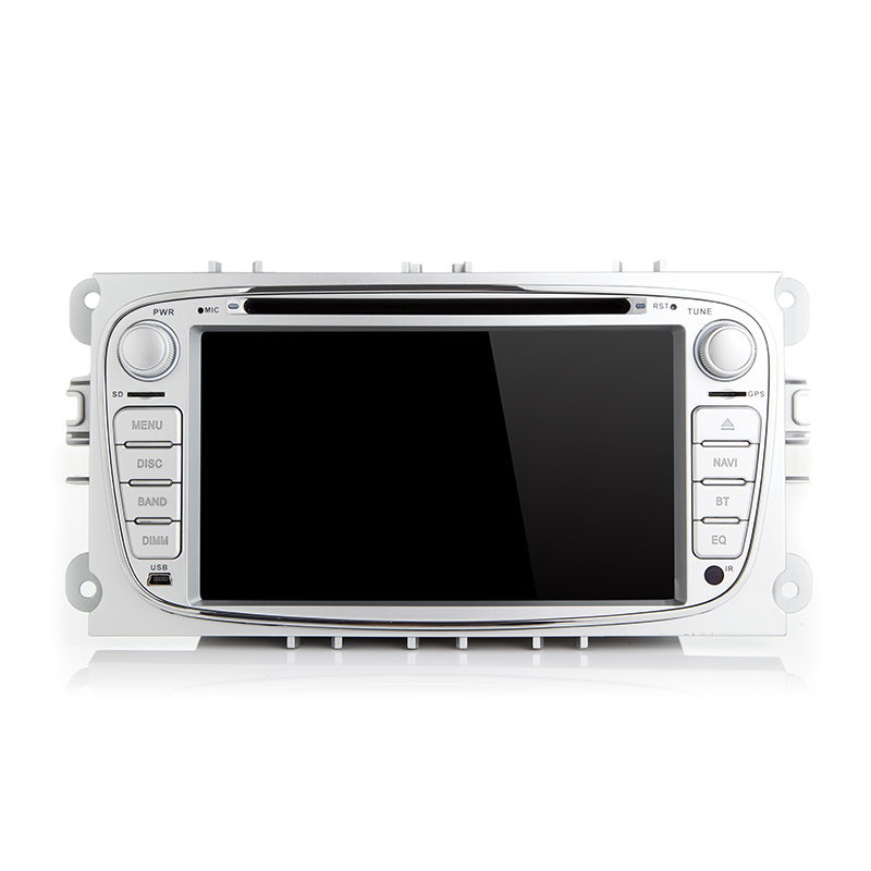 2 Din 7 Ips 4G + 64G Android 9.0 Car Dvd Multimedia Player per Ford Focus Mondeo s MAX C MAX Galaxy Radio 2din Gps Navi Stereo Pc - 3