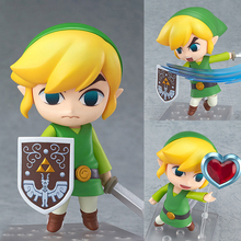 4Faces Joints Movable Toy Action Figures Game Zelda The Wind Waker Figure Toy Action Figure 433 Zelda Link Figure Action Toys batman the joker action figures 1 12 with real clothing mezco movable model toy