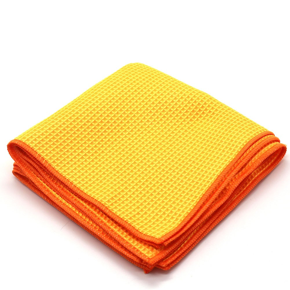 Detailing Towel Microfiber-Wax Cloth Kitchen-Cleaner Polishing Window-Care 1pcs Traceless